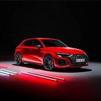 El nuevo Audi RS 3 de 400 CV con modo drift quiere ser el compacto más exuberante del mercado