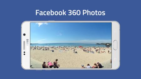 Muy pronto Facebook nos permitirá subir fotos en 360 grados