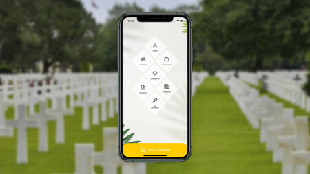 La app que nadie había pedido (y esperamos que no necesites) avisa a tus contactos si falleces y hasta organiza el entierro