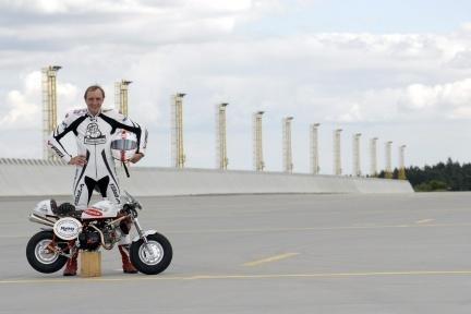 La Honda Monkey más rápida del mundo