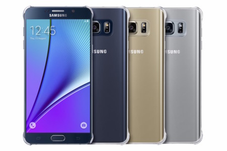 Galaxy Note5 Glossy 005 Set All