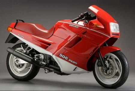 Ducati 906 Paso Nigel Mansell 3