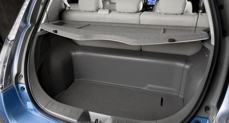 Nissan LEAF 2010 maletero