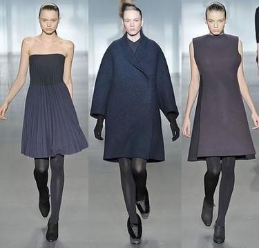 Calvin Klein en la Semana de la Moda de Nueva York otoño/invierno 2008/2009