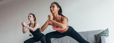 Las mejores variaciones de sentadillas y zancadas para entrenar piernas y glúteos en casa