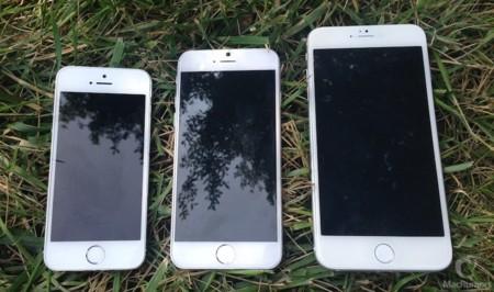 Comparación modelos de iPhone