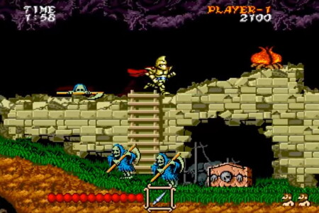 Ghouls Ghosts
