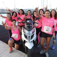 Kymco abrirá la Carrera de la Mujer por segundo año consecutivo
