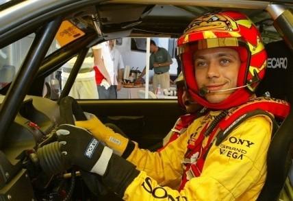 Valentino Rossi participará en el Rally de Monza