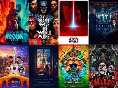 El cine de 2017 | Los 24 estrenos más esperados entre octubre y diciembre