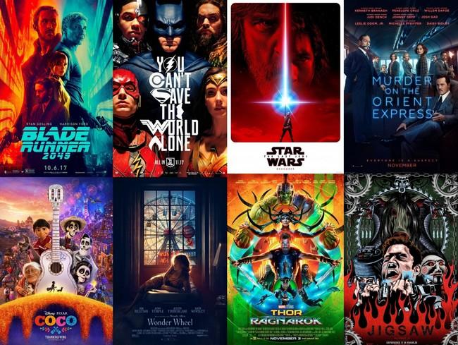 El cine de 2017   Los 24 estrenos más esperados entre octubre y diciembre