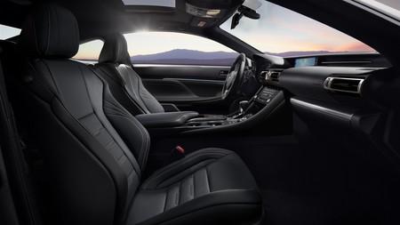 Lexus Rc Y Rc Black Line 2021 7