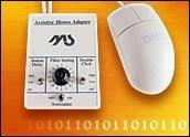 Ratón que elimina los temblores