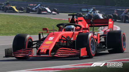 F1 2020 Hungary Screen 02 4k