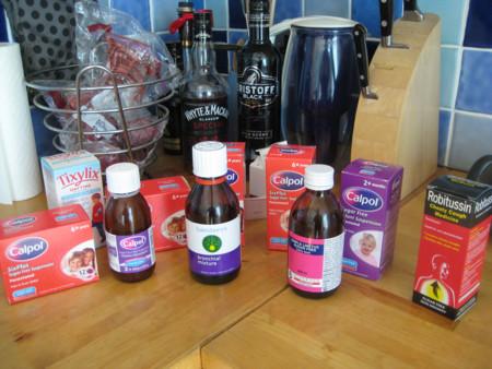 El riesgo de tomar mucho paracetamol en la época de gripa