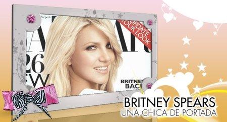 Britney Spears una chica de portada... ¡Muchas felicidades Princesa del Pop!