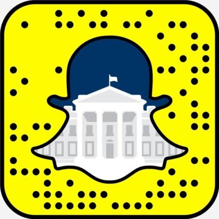 La Casa Blanca abre cuenta en Snapchat