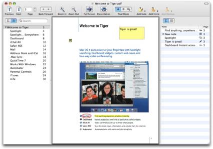 Skim, visualiza PDFs con estilo