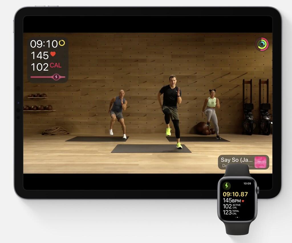 Apple Fitness+ prepara su inminente lanzamiento con promociones y posts en Instagram