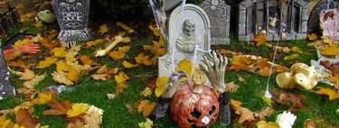 Cinco destinos para un Halloween diferente