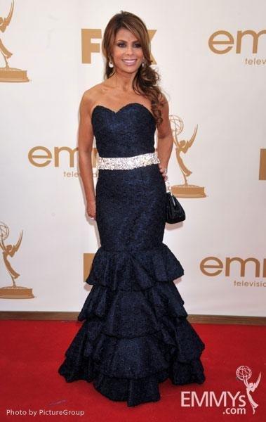 Paula Abdul Emmy 2011
