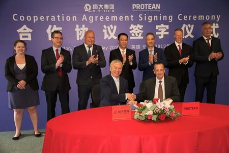 NEVS compra Protean Electric para dominar el mercado de los motores eléctricos integrados en la rueda