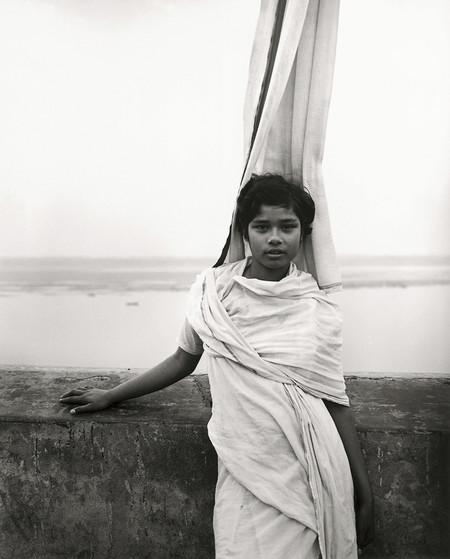 Dayanita Singh Soy como soy, 1999 Gelatina plata 76,4 x 60 cm Colecciones FUNDACIÓN MAPFRE, FM000875 © Dayanita Singh / Frith Street Gallery