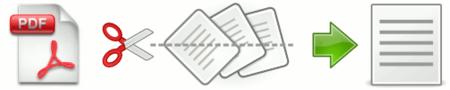 PDFsam, programa que nos permite extraer, partir o mezclar documentos PDF