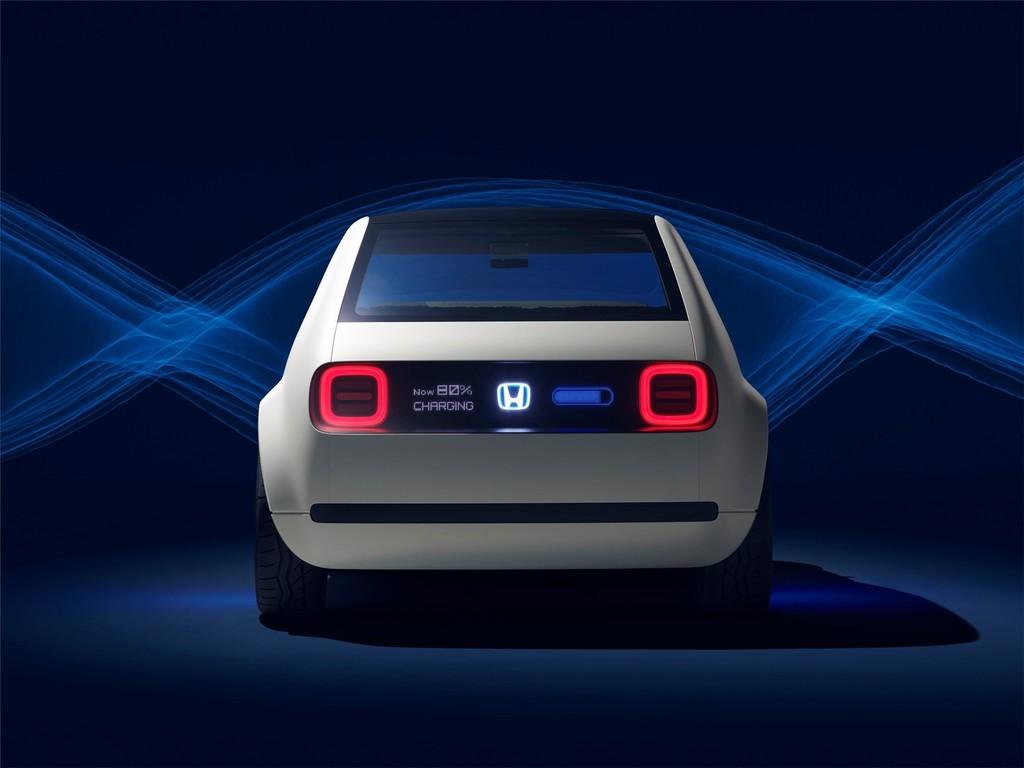 Honda Urban Ev Concept 9