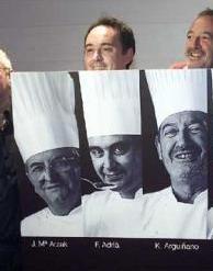 Los cocineros españoles más citados en internet,  La lista Wip