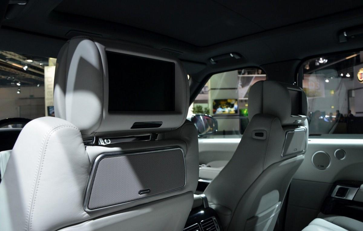 Foto de Range Rover Hybrid (8/9)