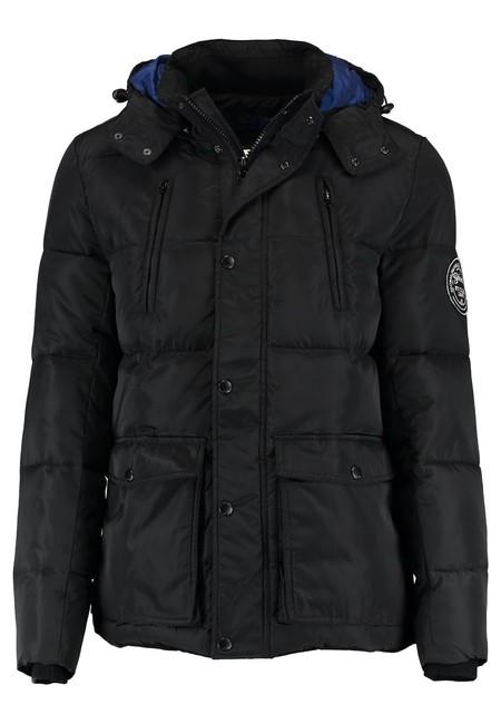 60% de descuento en el abrigo Blend en color negro en Zalando: ahora cuesta 35,95 euros con envío gratis