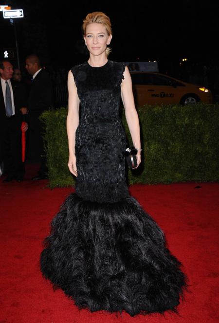 Cate Blanchett met 2012