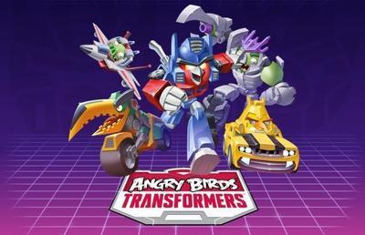 Angry Birds Transformers es el próximo juego de Rovio