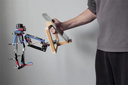 Con este ingenioso estabilizador casero podrás sacar más partido a tu GoPro