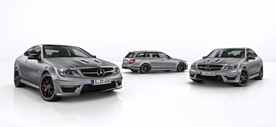 "Mercedes-Benz C 63 AMG ""Edition 507"""