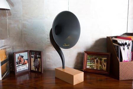 Gramovox, el audio de antes con los formatos modernos