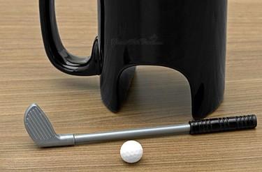 Taza para jugar al golf