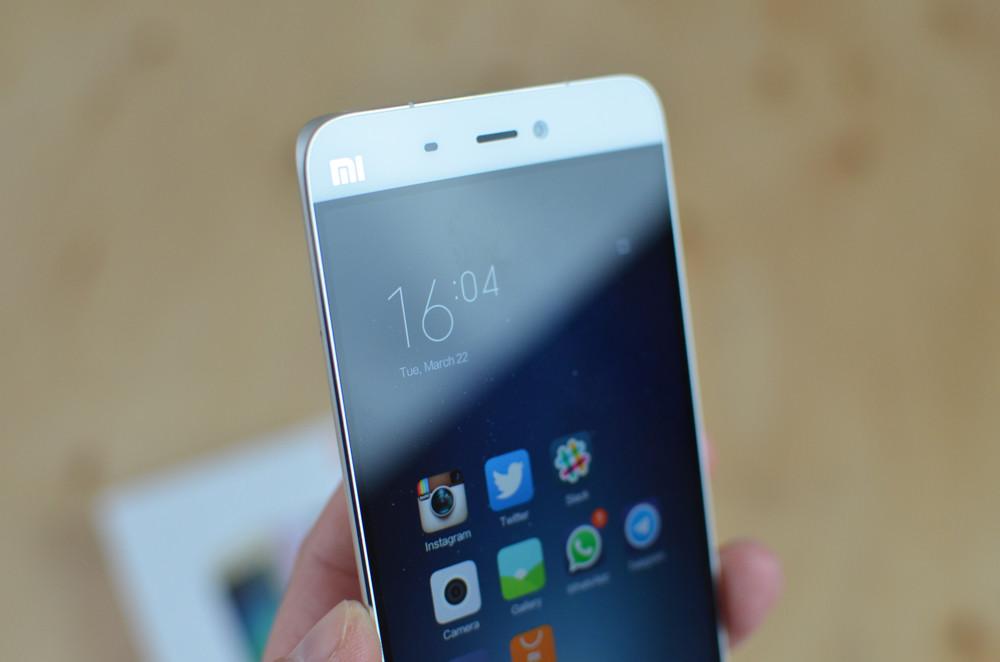 Mi5 De Cerca Xiaomi