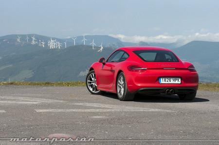 Porsche Cayman S, prueba (parte 1)