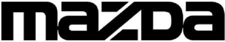 Logos de coches - Mazda - 1975