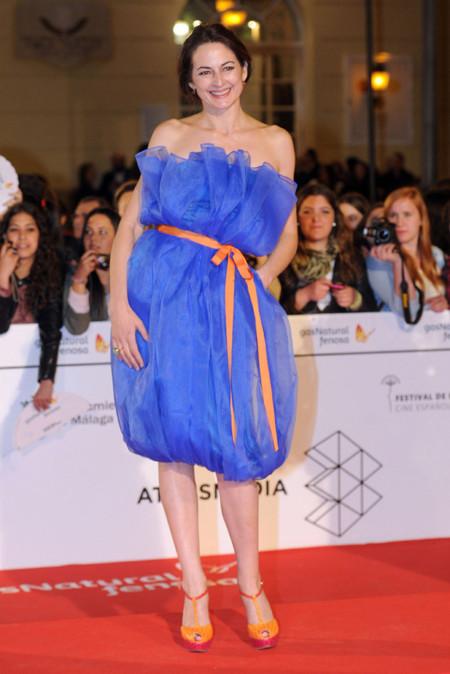¿Por qué las actrices españolas visten tan mal en eventos importantes?