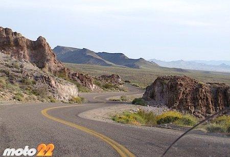 En moto por el Oeste Norteamericano (12): continuando en la ruta 66