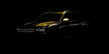 ¿Preparado? Mañana conoceremos al Volkswagen Atlas, el nuevo SUV mediano de los alemanes