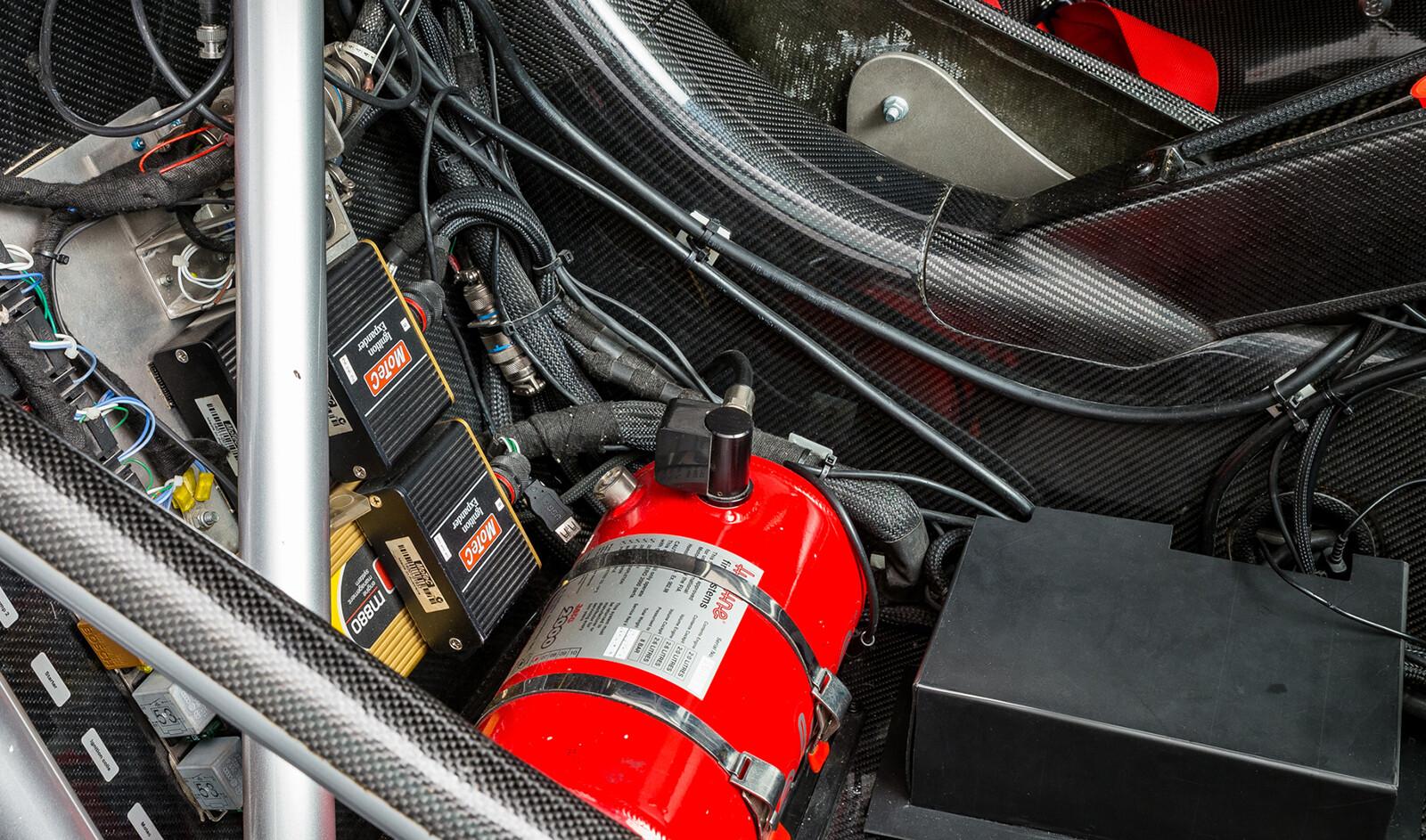 Foto de Porsche Carrera GT-R (2005) (13/16)