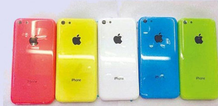 Trasera iPhone 5C