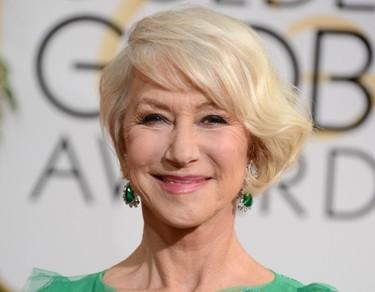 Se puede ser feminista con tacones, maquillaje y vestidos bonitos. Palabra de Helen Mirren.