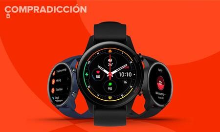 Increíble relación calidad precio ahora por menos dinero todavía: Amazon te deja el Xiaomi Mi Watch por sólo 109 euros