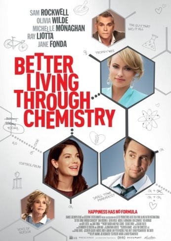'Better Living Through Chemistry', tráiler y cartel de la comedia con Sam Rockwell y Olivia Wilde