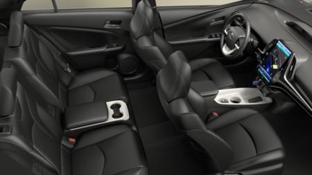 Toyota Prius Prime 4 plazas